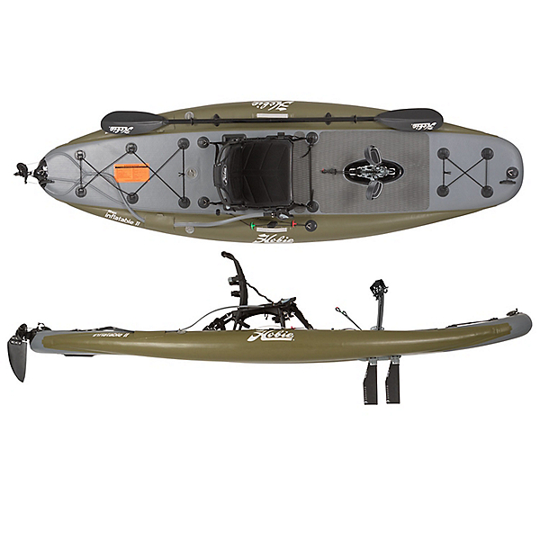 Hobie Mirage Inflatable Single Kayak i11s, , 600