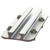 YakAttack Gen II Gear Trac 4 Inch Aluminum Mounting Track - Single, , medium