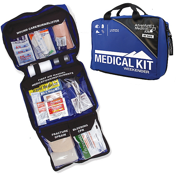 Adventure Medical Kits Weekender First Aid Kit, , 600