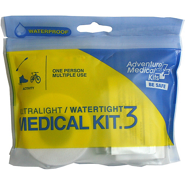 Adventure Medical Kits Ultralight and Watertight .3 First Aid Kit, , 600