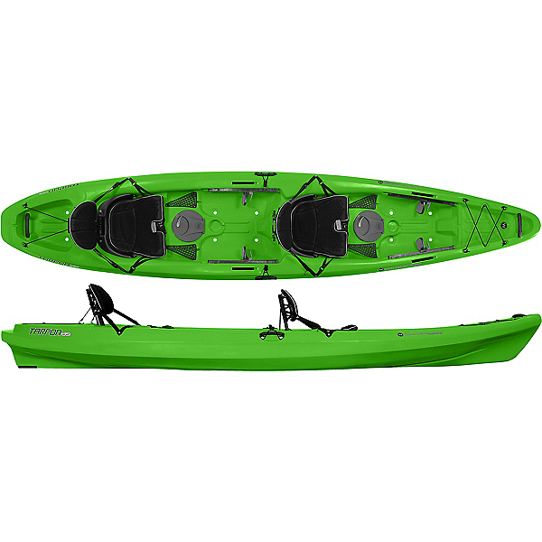 Wilderness Systems Tarpon 135T Tandem Kayak - 2018 Closeout Colors, , 600