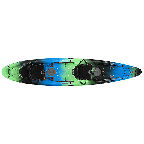 Wilderness Systems Tarpon 135T Tandem Kayak - 2018 Closeout Colors, Galaxy Blue, 600