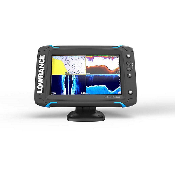 Lowrance Elite-7 TI with Mid/High/TotalScan™ (000-124119-001), , 600
