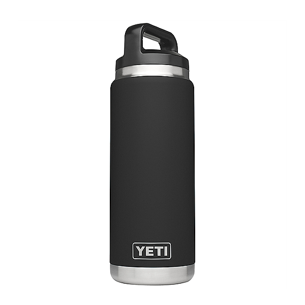 Yeti Rambler Bottle 18 oz., Black, 600