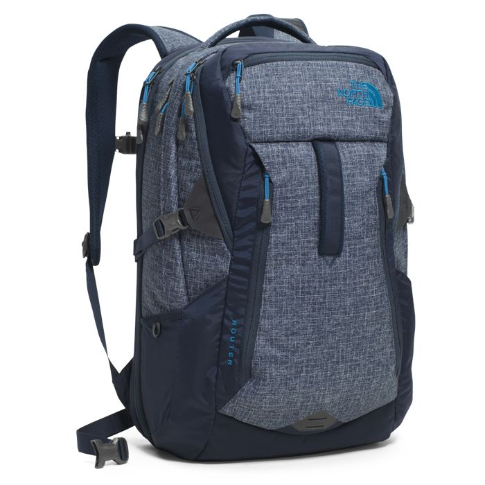 2d4aa487f The North Face Router Daypack