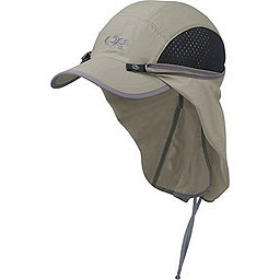 Outdoor Research Sun Runner Cap, Khaki, 256