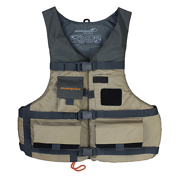 Stohlquist Spinner Fishing PFD - Life Vest, , 600
