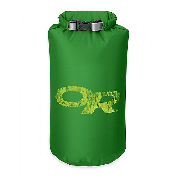 Outdoor Research Graphic Dry Sack 5L, Big Wall Flash/Green, 600