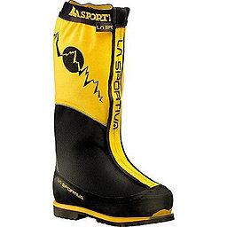 La Sportiva Olympus Mons Evo Mountaineering Boot - Men's, Yellow- Black, 256