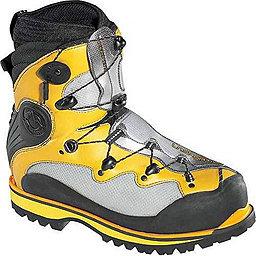 La Sportiva Spantik Boot - Men's, Yellow-Grey, 256