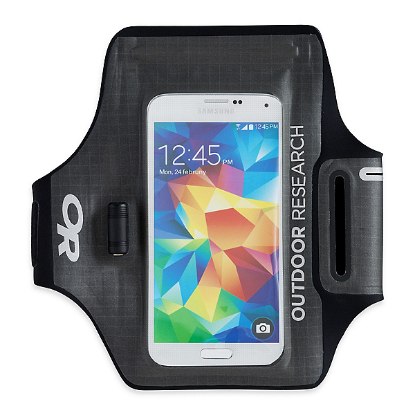 Outdoor Research Smartphone Sensor Dry Pocket Armband, , 600