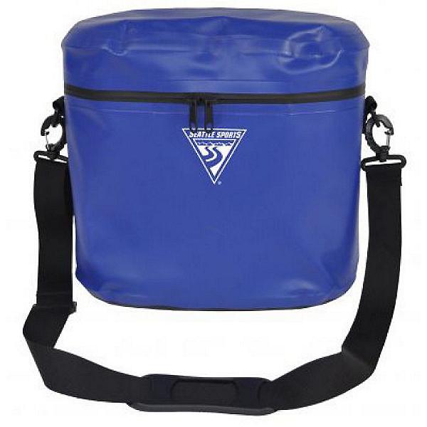 Seattle Sports FrostPak Growler Cooler - Double - Closeout, Blue, 600