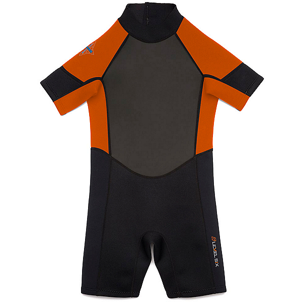 Level Six Youth Shorty Wetsuit, , 600