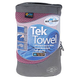 Sea To Summit Tek Towel, Cobalt, 256
