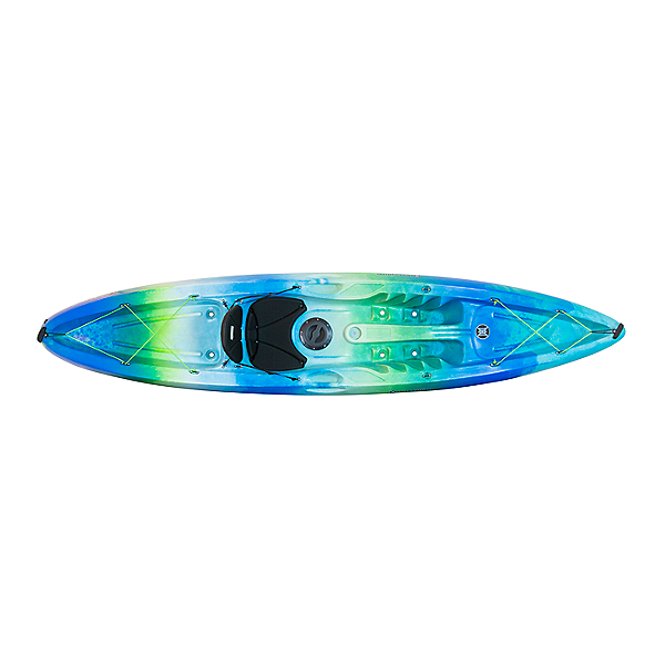 Perception Tribe 11.5 Kayak, Deja Vu Blue, 600