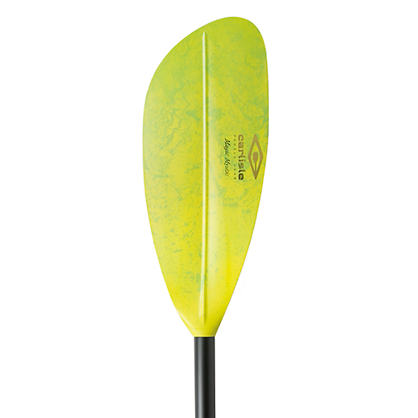 Carlisle Magic Mystic Fiberglass Paddle Limon - 230 cm, Limon, 600