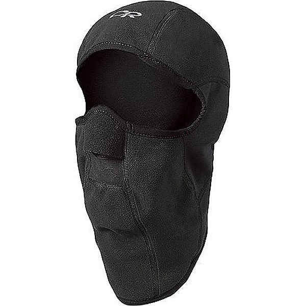 Outdoor Research Sonic Balaclava - LG/Black, Black, 600