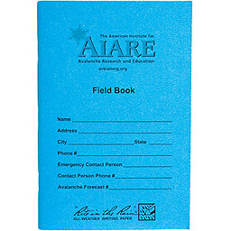 Backcountry Access Field Book, , 256