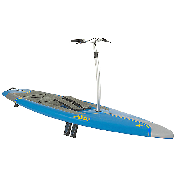 Hobie Mirage Eclipse 12 Stand Up Paddleboard SUP Lunar Blue, Lunar Blue, 600