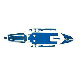 Marinemat Feelfree Lure 13 5 Elite Deck Mat Kayak Kit