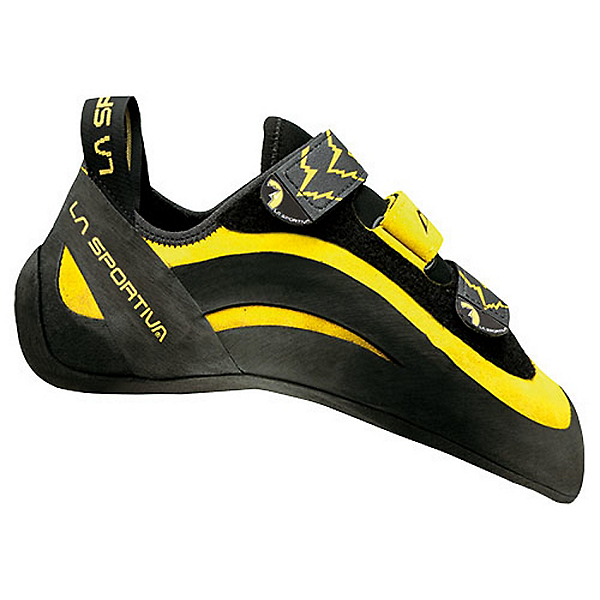 La Sportiva Miura VS Rock Shoe - Men's - 45.5/Yellow, Yellow, 600