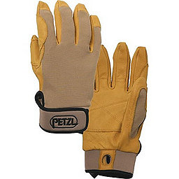 Petzl Cordex Belay and Rappel Glove, Tan, 256