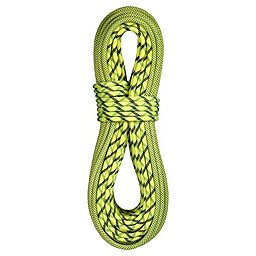BlueWater 9.7 mm Lightning Pro Bi-color Rope - Dry, Fluor, 256