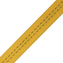 BlueWater 15 mm Climb-spec Webbing Spool, Flourescent Yellow, 256