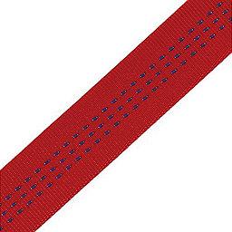 BlueWater 15 mm Climb-spec Webbing Spool, Red, 256