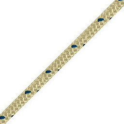 BlueWater 11.2 mm BlueWater II Plus Static Rope - Standard, Gold, 256