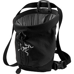 Arc'teryx C40 Chalk Bag, Black, 256
