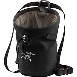 Arc'teryx C80 Chalk Bag, Black, 256