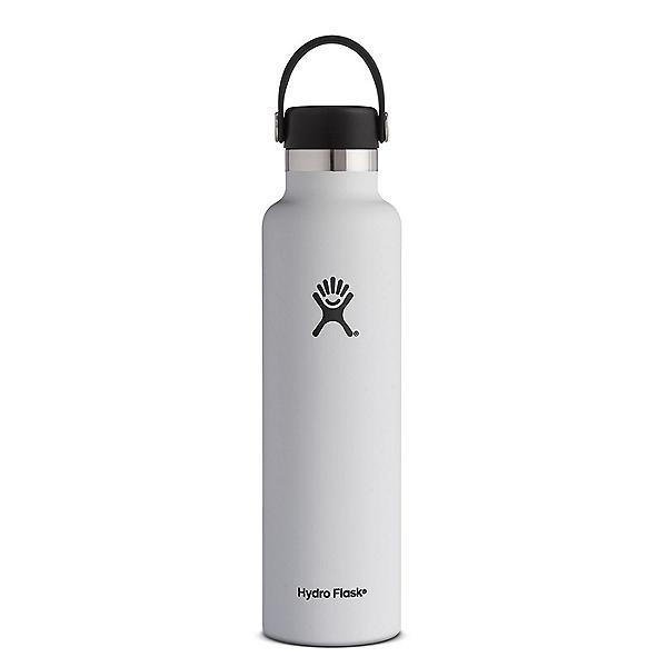 Hydro Flask 24 oz. Standard Mouth Bottle White - 24 oz, White, 600
