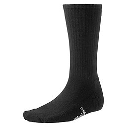 Smartwool Heathered Rib Sock - Men's, Black, 256