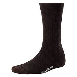 Smartwool Heathered Rib Sock - Men's, Chestnut, 256