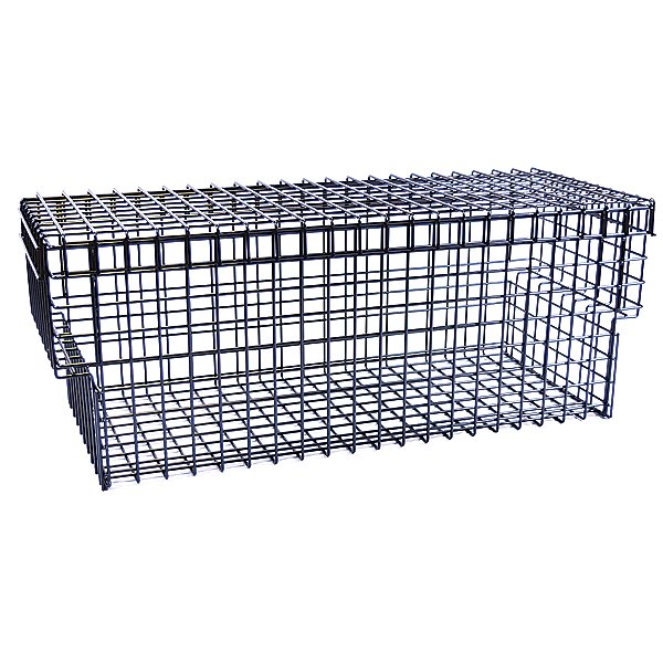 Malone MegaSport Wire Basket with Mounting Hardware, , 600