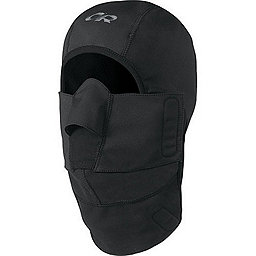Outdoor Research WINDSTOPPER Gorilla Balaclava - Unisex, Black, 256