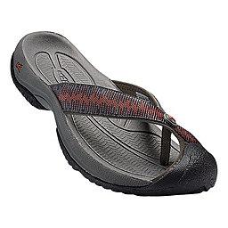 Keen Waimea H2 Flip Flop - Men's, Raven-Burnt Orchre, 256