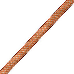 BlueWater 9.2 mm Canyon DS Static Rope, Orange, 256