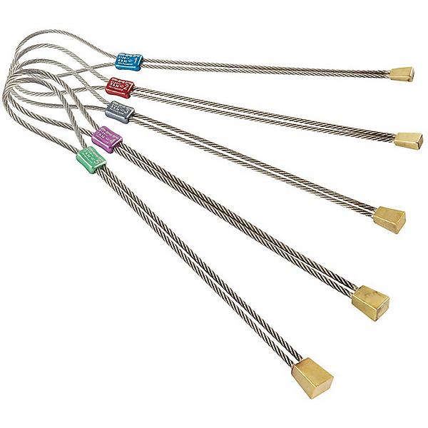 DMM IMP Brass Nut Set 1-5, , 600