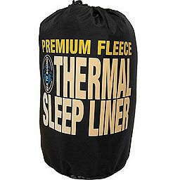 Sea To Summit Toaster Fleece Liner, Black, 256