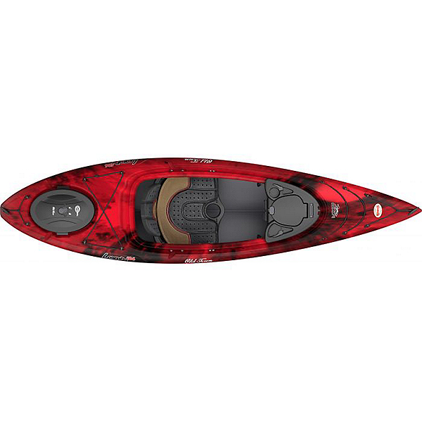 Old Town Loon 106 Kayak, Black Cherry, 600