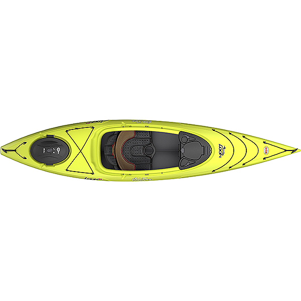 Old Town Loon 126 Kayak Lemongrass - 126, Lemongrass, 600