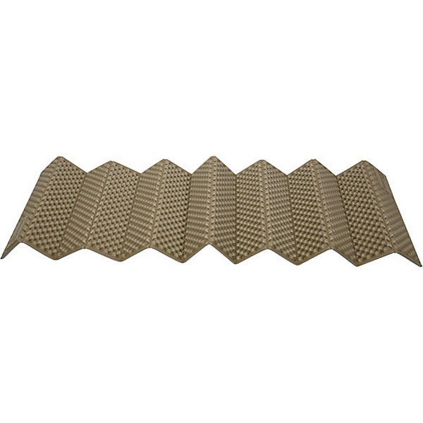 Therm-a-Rest Z Lite Sleeping Pad, Coyote-Gray, 600