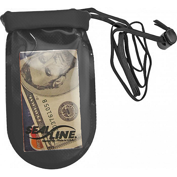 SealLine See Pouch Watertight Pouch Small, Black, 600