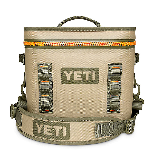 Yeti Coolers Hopper Flip 12 Cooler, Field Tan, 600