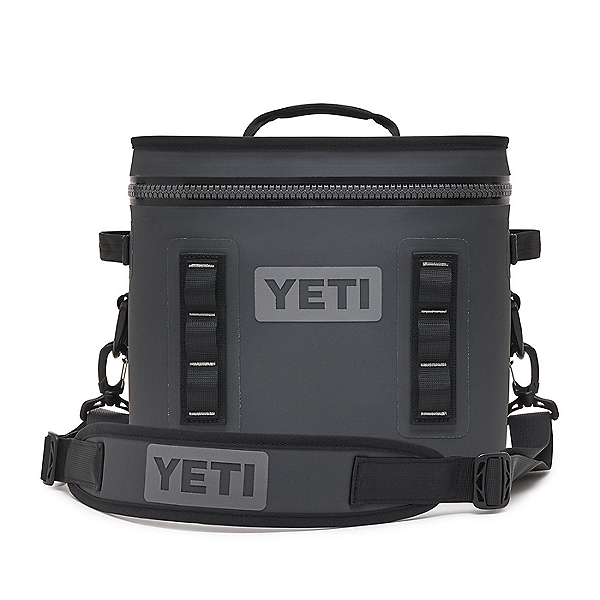 Yeti Coolers Hopper Flip 12 Cooler, Charcoal, 600