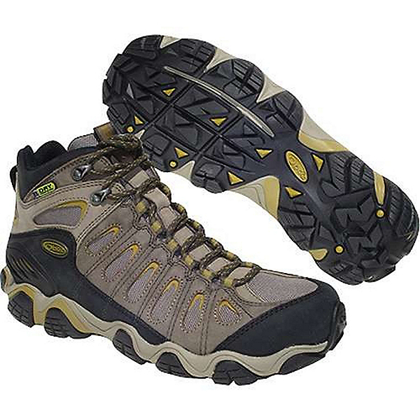 OBoz Sawtooth Mid Boot - Men's - 11/Olive, Olive, 600