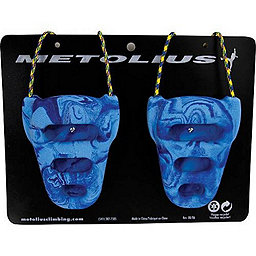 Metolius Rock Rings 3D, Light Blue-Blue Swirl, 256