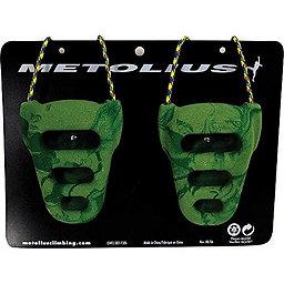 Metolius Rock Rings 3D, Light Green-Green Swirl, 256